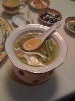 Supa cu icre de crab