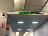 Maglev la 301 km/h